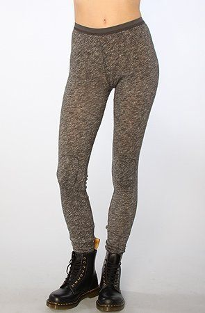 Lifetime Collective The Willow Long John Leggings in Charcoal Lifetime Collective. $29.99