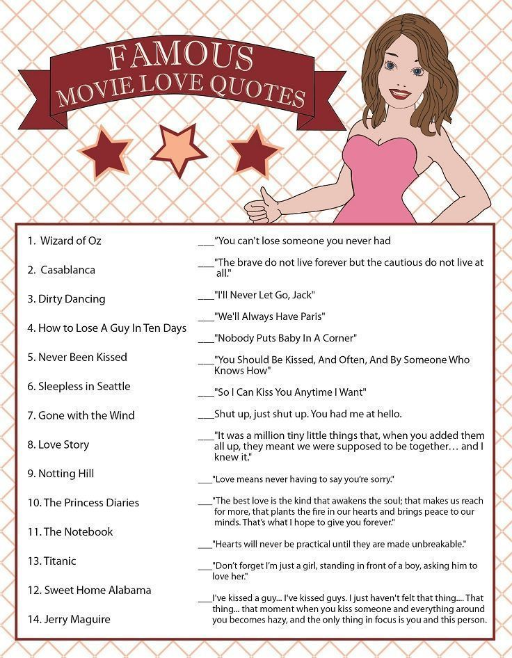 30 Bridal Shower Game Ideas that will Ensure Guests have a ...