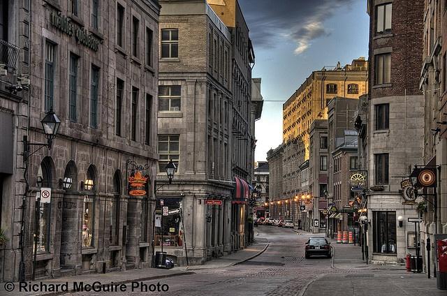 rue st. paul montreal