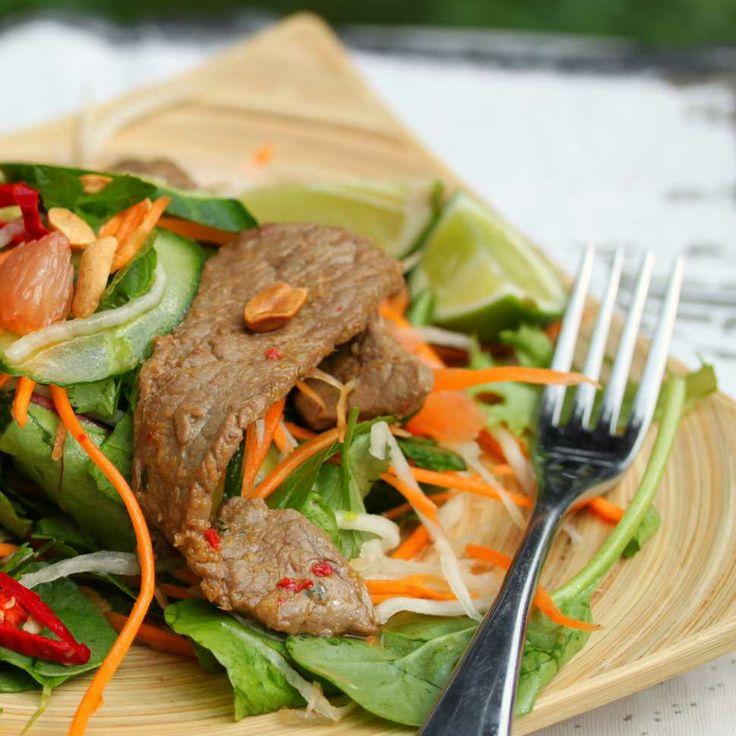 Photo of Tenina's Asian Beef Salad
