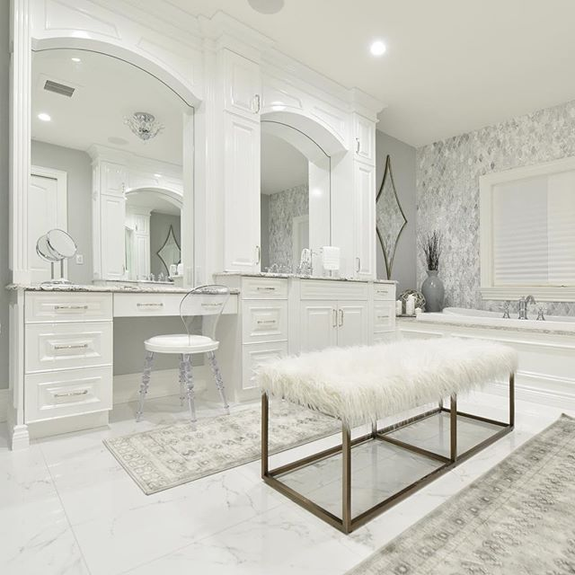 Our latest bathroom renovation is quite fitting for today with all this snow!  . . Due to the weather conditions our show room will be closed today.  Drive safe of out there!!! #icequeen #whitebathroom #ensuitebathroom #portfolio #jodimasondesign #urbanhome #hireadesigner #materialselections #styling #interiordesign #interiorstyle #homeinspo #interiorlovers #interior4all #interiorforyou #interiorstyling #interiordecorating #interiores#interiorforinspo #homedesign #homestyle #windsor…
