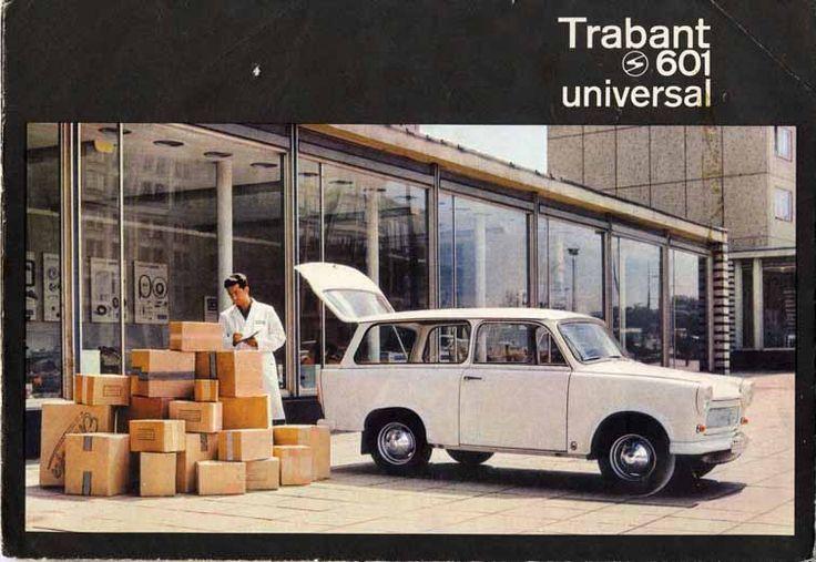 #Trabant 601 universal