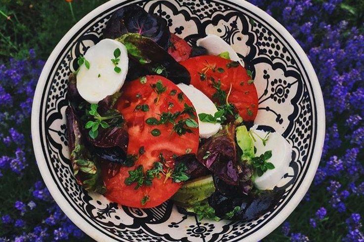 Simple Summer Salad – Model Turned Cook