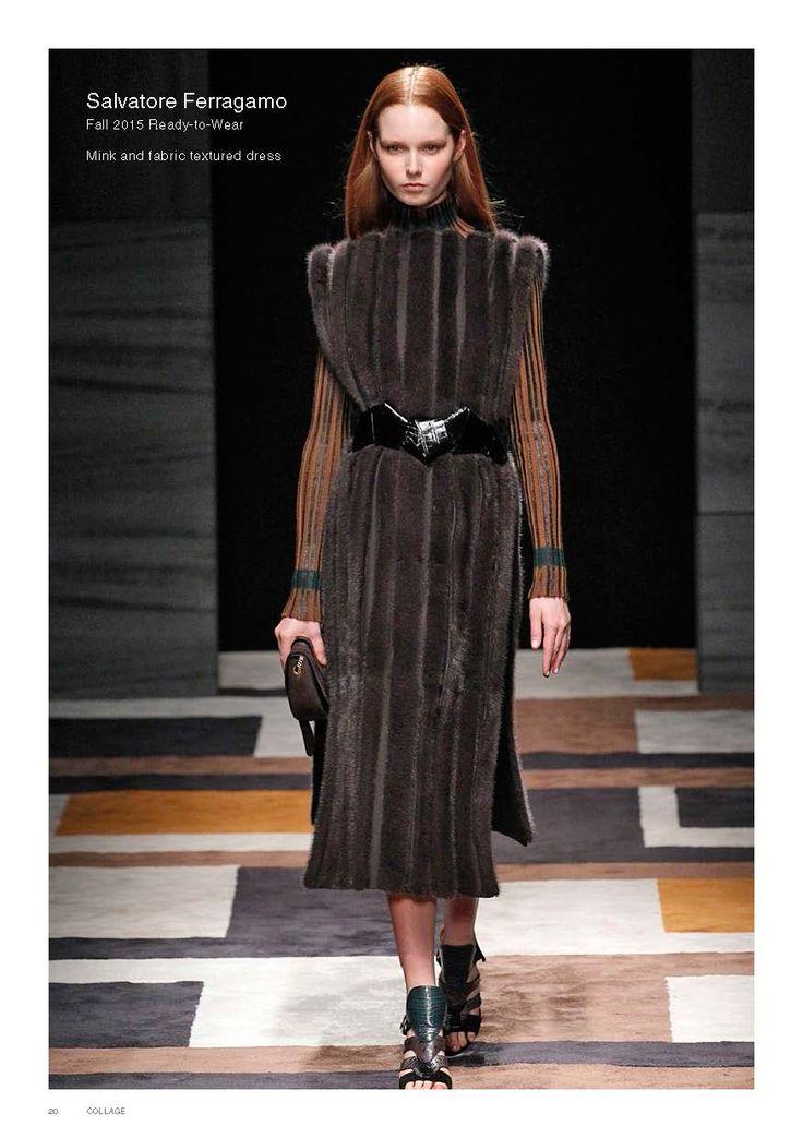 Saga Furs lookbook A/W 2015-16