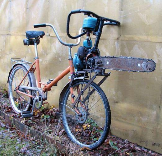 Russian Cyclo Innovation | Make: