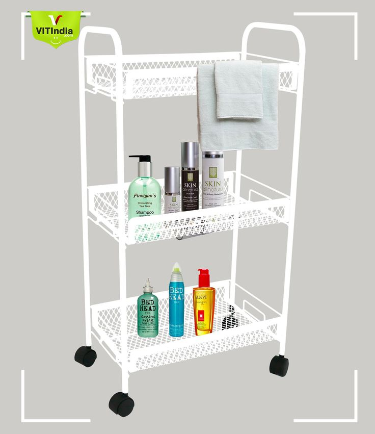 We are offering best quality Bathroom Trolley with 40% discount in Jaipur only at Vales International Trade.  For more details kindly visit  http://www.vitindia.com/