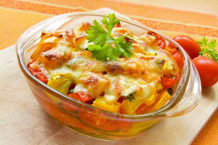 Casserole Recipe : Potato, Mushroom and Ham Casserole