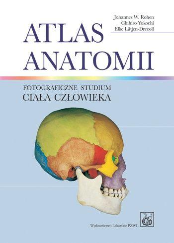 Atlas anatomii. Fotograficzne studium ciała człowieka - Chihiro Yokochi, Johannes W. Rohen, Elke Lutjen-Drecoll (155832) - Lubimyczytać.pl