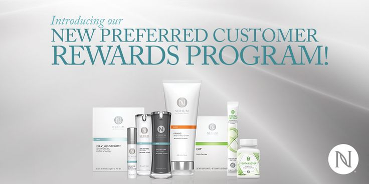 Get Rewarded for Using Products You Love – Introducing Nerium's Preferred Customer Rewards Program!
