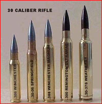 deer rifle caliber comparison - Google Search