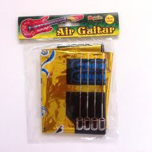 Foil+guitar/κίτρινη