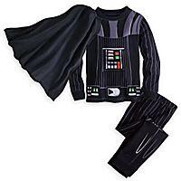 Darth Vader Costume PJ PALS for Boys $22.95