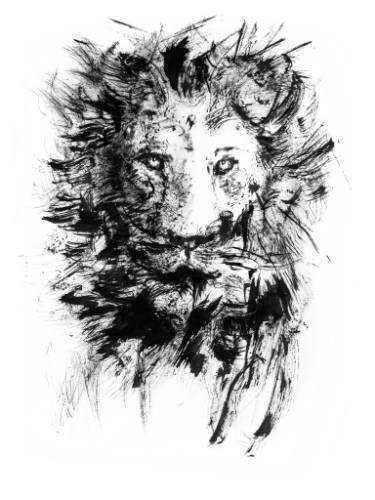 "Saatchi Art Artist David Rabie; Drawing, ""Strides of Power"" #art https://www.saatchiart.com/art/Drawing-Strides-of-Power/717638/3710024/"