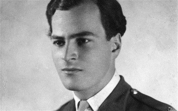Major Patrick Leigh Fermor