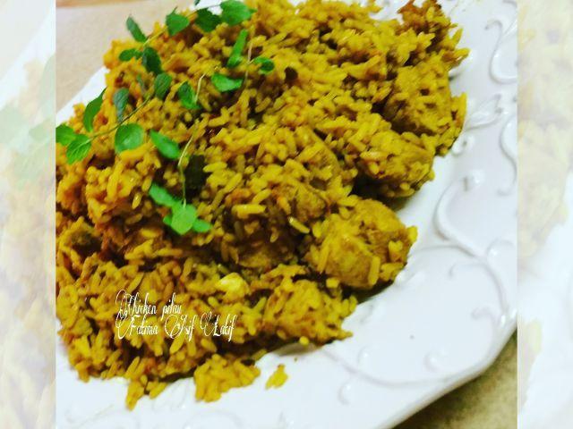 Chicken Pilau