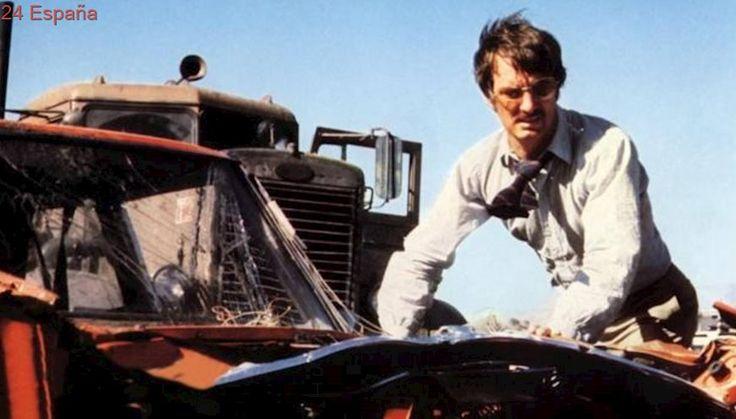 La Filmoteca d'Estiu presenta «El diablo sobre ruedas», de Steven Spielberg