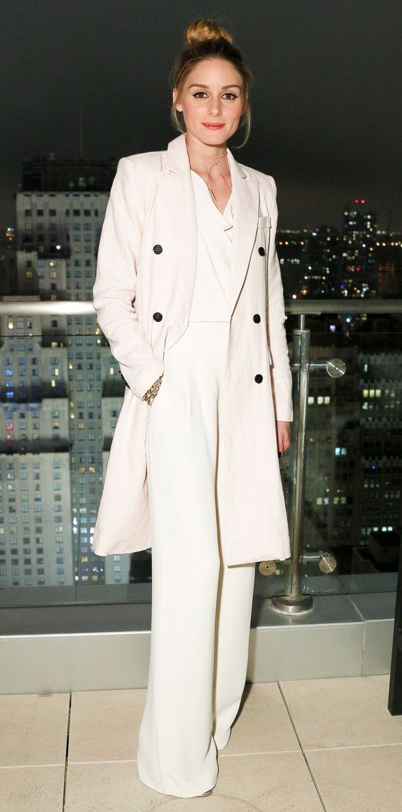 The Olivia Palermo Lookbook : Olivia Palermo At Renaissance New York Midtown Hotel Launch Party