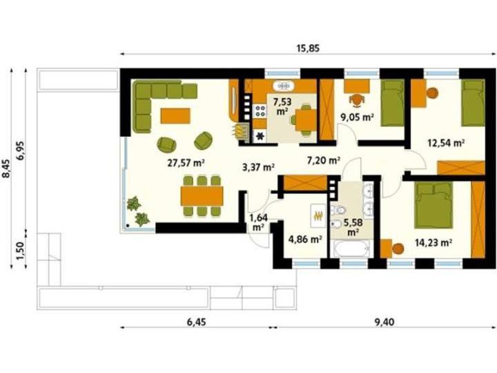 case cu costuri reduse