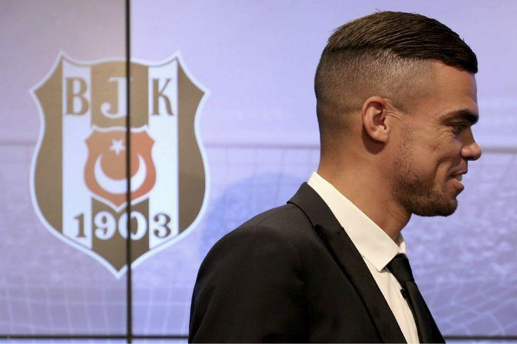 """• Pepe es nuevo jugador del Besiktas de Turquía, mientras que Coentrao vuelve a casa con el Sporting; Theo Hernández ya es oficialmente """"merengue""""."""