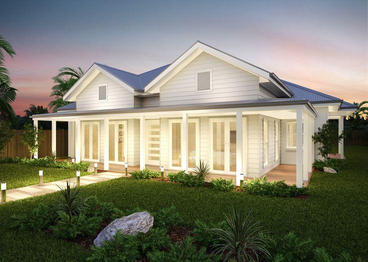 built by Barrington Homes