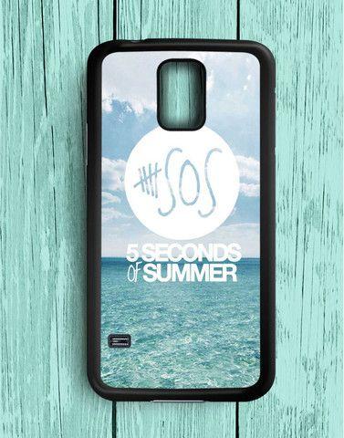 5 Second Of Summer Blue Sea Samsung Galaxy S5 | Samsung S5 Case