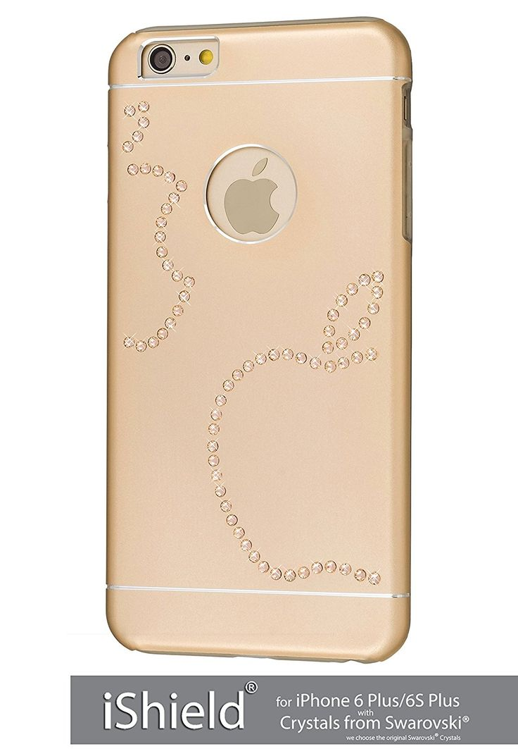 iShield® 6 Plus Light Luxury Cases with Crystals from: Amazon.co.uk: Electronics