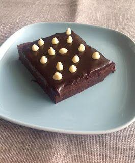 Baileysbrownie / Baileys brownie