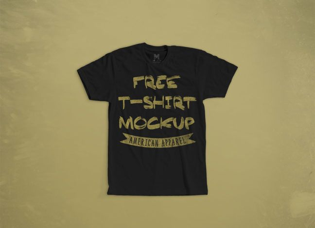 Download Free Poly Cotton T Shirt Mockup Shirt Mockup Tshirt Mockup Cotton Tshirt