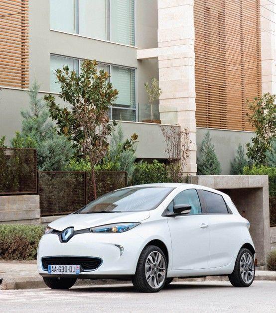Les 30 meilleures images du tableau electric car sur pinterest voitures lectriques v hicule - Garage renault les milles ...