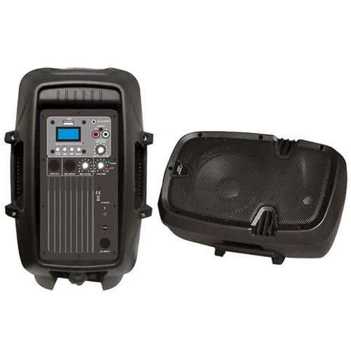 PylePro - PPHP803MU - 8'' 600 Watt Powered Two-Way PA Speaker with MP3/USB/3.5mm Input
