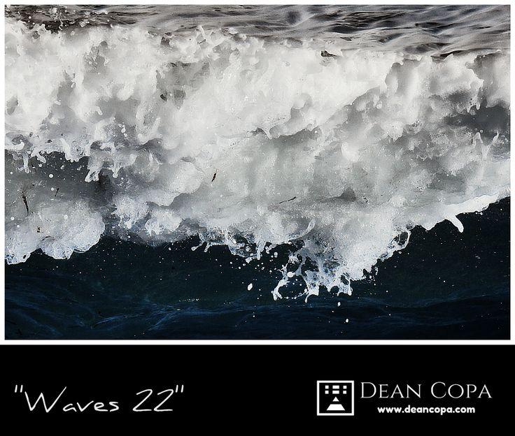'Waves 22' 2015 by Dean Copa #photography #modernart #contemporaryart #fineart #finearts #artoftheday #artdiary #kunst #art #artcritic #artlover #artcollector #artgallery #artmuseum #gallery #contemporaryartist #emergingartist #ratedmodernart #artspotted #artdealer #collectart #newartist