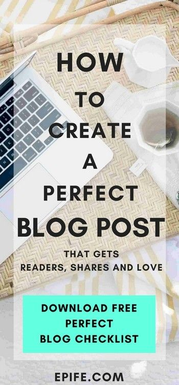 Have you ever realized why you don't get enough social shares, SEO reach and reader engagement? Grab these essential ingredients that help you to create a perfect blog post that gains attention, love and social shares. It also contains an actionable blogpost checklist that you can download for free. Click to collect the proven tips and PIN it.