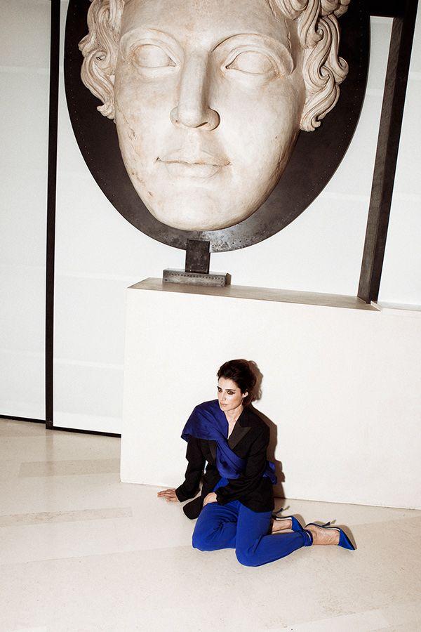 Luisa Ranieri. Quintessence of italian beauty. on Behance