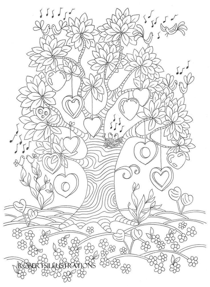 234 best Diseños - Arboles images on Pinterest | Libros para ...