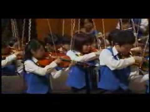 Akira Miyagawa's Beethoven's Symphony No. 5 and Mambo No.5 Combination 宮川彬良