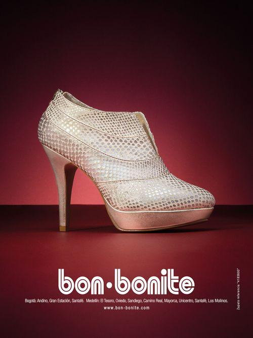 Bon Bonite. Campaña marzo 2013. Fotógrafo: Jorge Mesa.