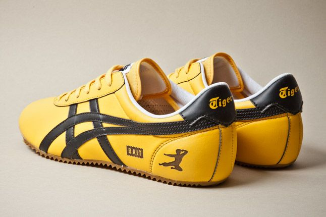 BRUCE LEE FOUNDATION x BAIT x ONITSUKA TIGER - Image #3