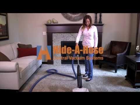 Hide-A-Hose Online   Central Vacuum Stores
