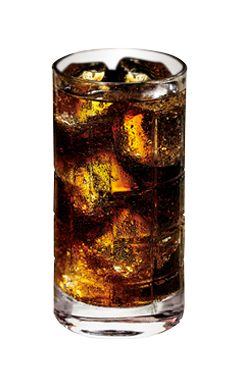 WHATS INSIDE: 1.5 oz Smirnoff Cherry  3 fl oz Cola HOW TO MIX IT: Fill glass with ice Add SMIRNOFF® Cherry Vodka and cola Stir well