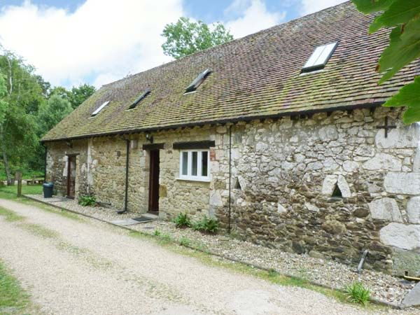 To the south of the Isle of Wight sits Yafford, and within this peaceful hamlet lies Pond Cottage, in the grounds of the owner's farmhouse and just a mile from the sea. The cottage is set next to an attractive large pond, and has been converted from an 18th Century barn, retaining much character including …
