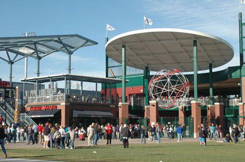 aces stadium! : )