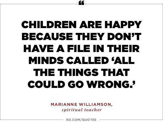 Inspirational Quotes | Marianne Williamson, spiritual teacher