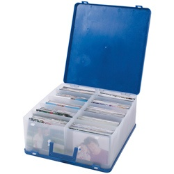 @Overstock - Cropper Hopper photo organizer safely holds over 2,000 4x6 photos  Storage case is ideal for toting scrapbooking items and other crafts  Handy photo case features movable dividers for separating themeshttp://www.overstock.com/Crafts-Sewing/Cropper-Hopper-Blue-Photo-Case/3275304/product.html?CID=214117 $25.94