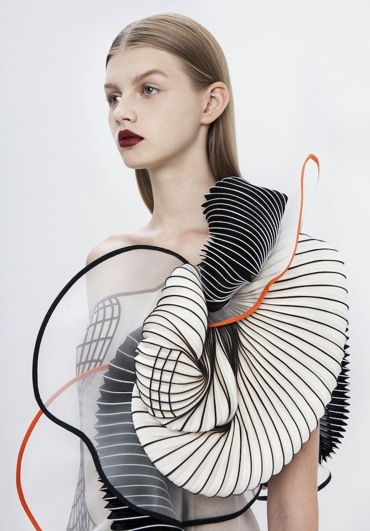 Innovative Fashion Collection Designed with 3D Printing Technology - My Modern Met