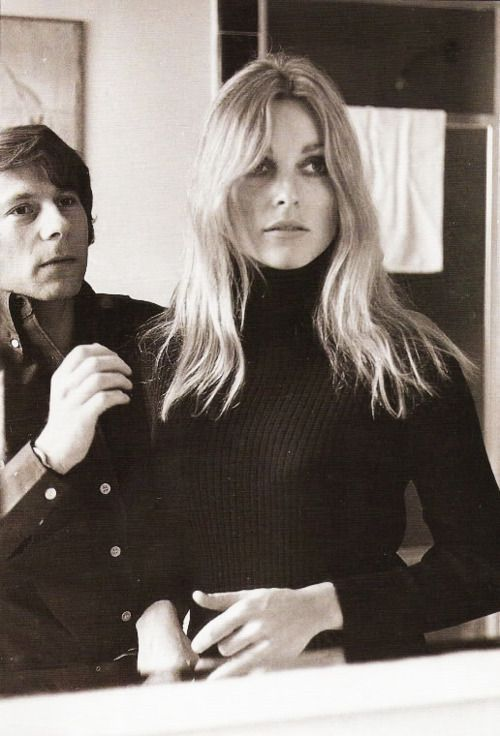 Roman Polanski and Sharon Tate, C.1960's