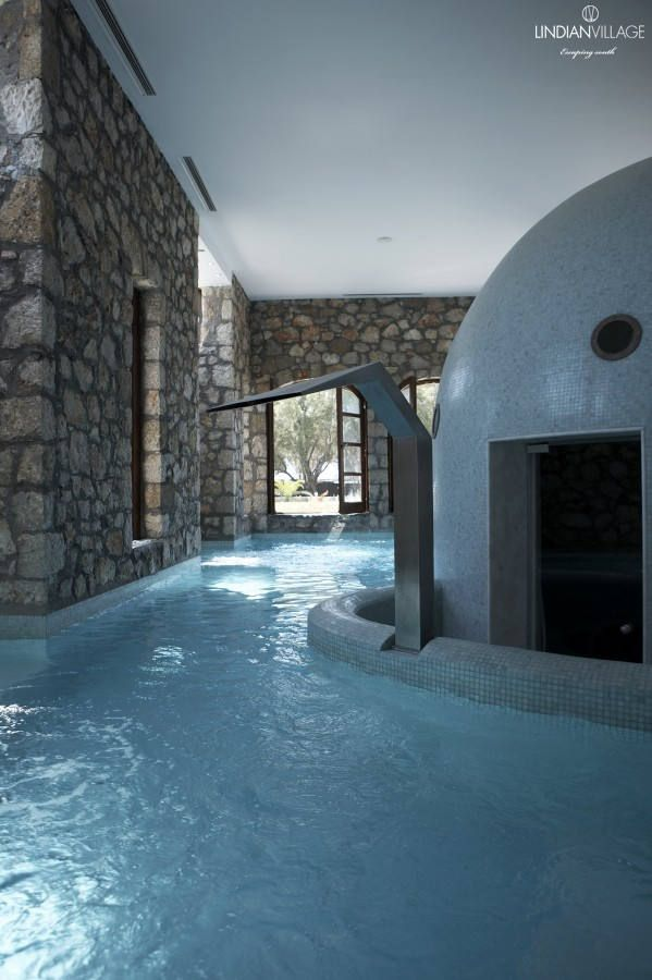 Absolute relaxation and rejuvenation in the most thrilling environment. The power of the water at your service! More at lindianvillage.gr