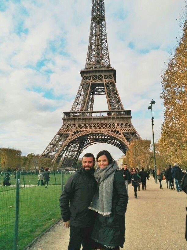 Amore e arte a #Parigi