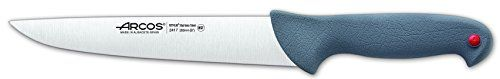 Arcos 8Inch 200 mm ColourProf Narrow Blade Butcher Knife *** Details can be found at