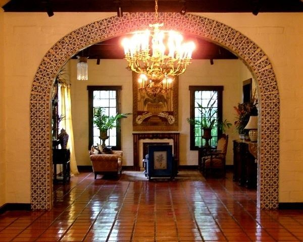 109 best california spanish homes images on pinterest | haciendas
