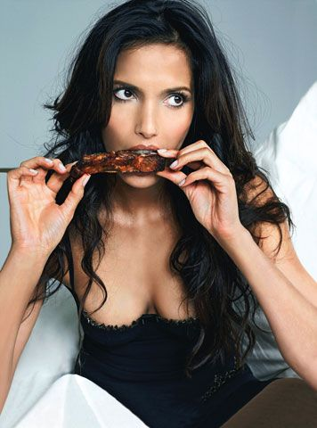 Padma Lakshmi - No dinner party would be complete without Padma gracing the table!